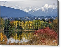 Deer Lake Acrylic Print