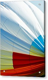 Deflating Acrylic Print by Colleen Coccia