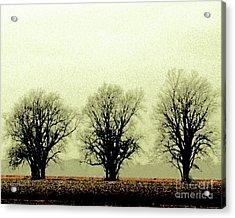 Delta Dust Acrylic Print
