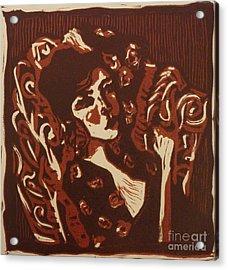 Der Lugner Acrylic Print by Preston -