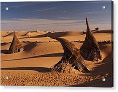 Desert Luxury Acrylic Print