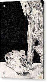 Deserted Acrylic Print