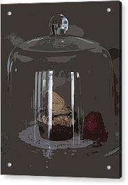 Dessert Dome Acrylic Print