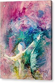 Destiny Acrylic Print by Deborah Nell