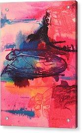 Destiny Acrylic Print by Sharon K Wilson