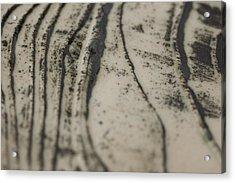 Destruction  Acrylic Print by Andrew Tuff