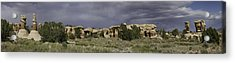 Acrylic Print featuring the photograph Devils Garden Panorama by Gregory Scott