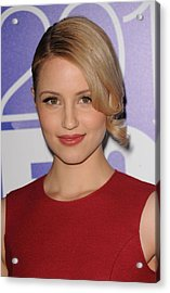 Dianna Agron In Attendance For Fox 2010 Acrylic Print by Everett