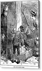 Dickens: Nicholas Nickelby Acrylic Print by Granger