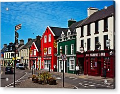 Dingle Bay Color Acrylic Print