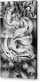 Divine Acrylic Print