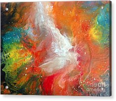 Divine Soul Acrylic Print
