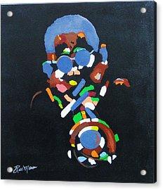 Dizzy Acrylic Print
