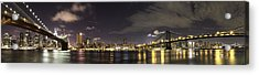 Doble Puente Acrylic Print by Alex Ching