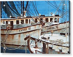 Dockside    Sold Prints Available Acrylic Print