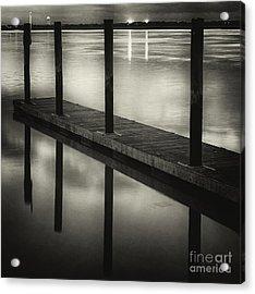 Dockside II Acrylic Print