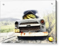 Dodge Egm-320 Acrylic Print by Kevin Chippindall