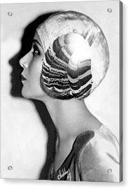 Dolores Del Rio, January 31, 1929 Acrylic Print by Everett
