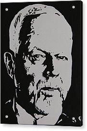 Don Cherry Aka Grapes Acrylic Print by Robert Epp