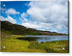 Donegal Scenic Acrylic Print by Andrew  Michael