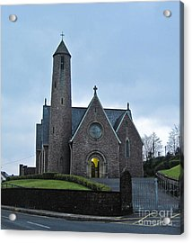 Donegals Faithful Acrylic Print by Black Sun Forge