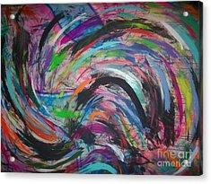 Doppler Acrylic Print