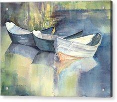 Dories I Acrylic Print
