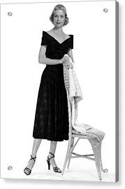 Dorothy Mcguire, 1952 Acrylic Print by Everett