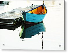 Dory At Rest Acrylic Print