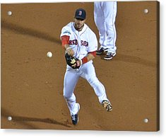 Double Play Acrylic Print by Judd Nathan
