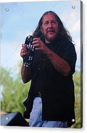Doug Gray Acrylic Print by Mike Martin