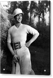 Douglas Fairbanks, Jr., 1930 Acrylic Print by Everett