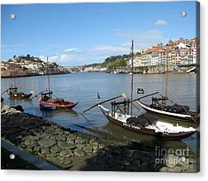 Acrylic Print featuring the photograph Douro River by Arlene Carmel