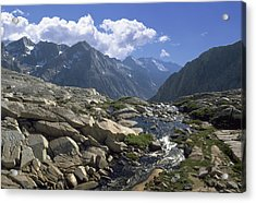 Down To  Kings River Acrylic Print