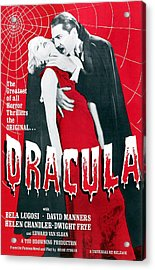 Dracula, From Left Frances Dade, Bela Acrylic Print by Everett