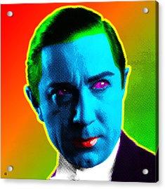 Dracula Acrylic Print by Gary Grayson