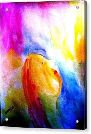 Dream 1 Acrylic Print by Rooma Mehra