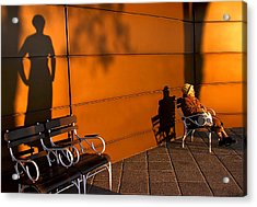 Acrylic Print featuring the photograph Dream About Youthness by Odon Czintos
