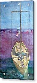 Dreamboat Acrylic Print