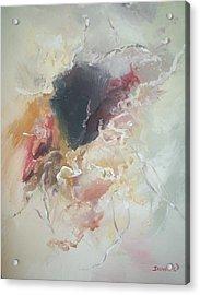 Acrylic Print featuring the painting Dreams by Raymond Doward