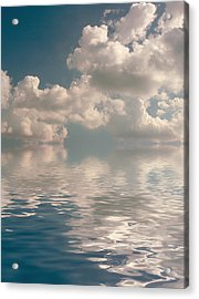 Dreamscape Acrylic Print by Jerry McElroy