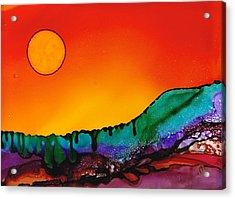 Dreamscape No. 69 Acrylic Print
