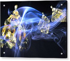 Acrylic Print featuring the digital art Dreamscape Vision by Rc Rcd
