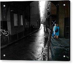 Dreamscape X Acrylic Print by Rdr Creative