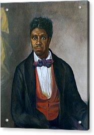 Dred Scott 1799-1858, An Enslaved Man Acrylic Print by Everett