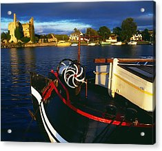 Dromineer, Lough Derg, Co Tipperary Acrylic Print by The Irish Image Collection