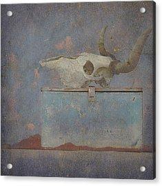 Drought Acrylic Print by Jeff Burgess