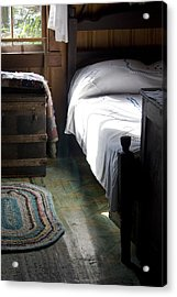 Dudley Farmhouse Interior No. 1 Acrylic Print by Lynn Palmer