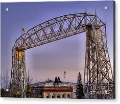 Duluth Lift Bridge Acrylic Print