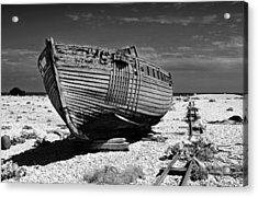 Dungeness Decay Acrylic Print